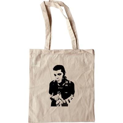 Ian Dury Tote Bag