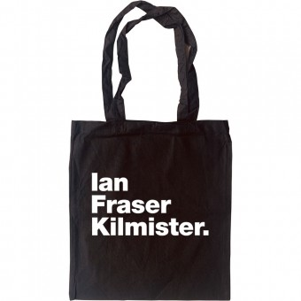 Ian Fraser Kilmister Tote Bag