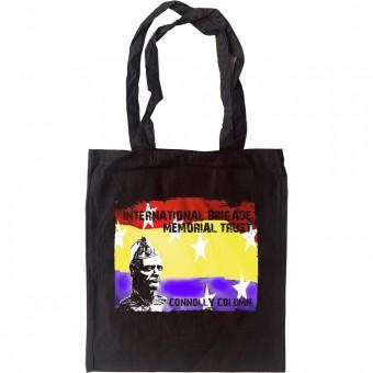 International Brigade Memorial Trust: Connolly Column Tote Bag