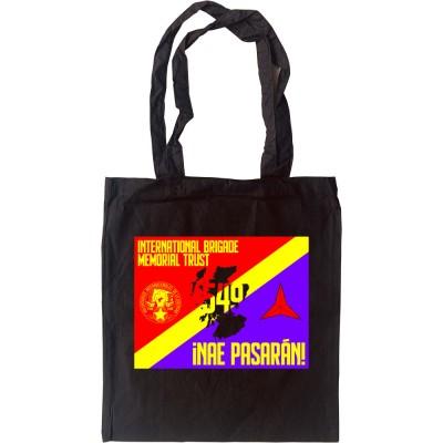 International Brigade Memorial Trust: Scotland Tote Bag