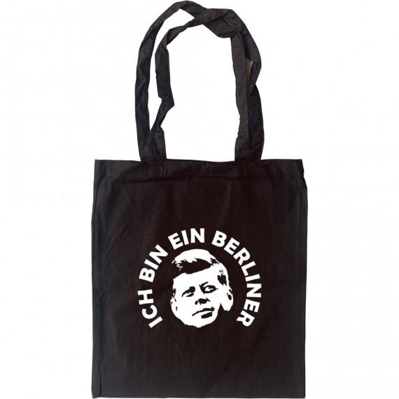 Ich Bin Ein Berliner Tote Bag