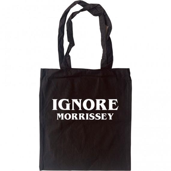 Ignore Morrissey Tote Bag