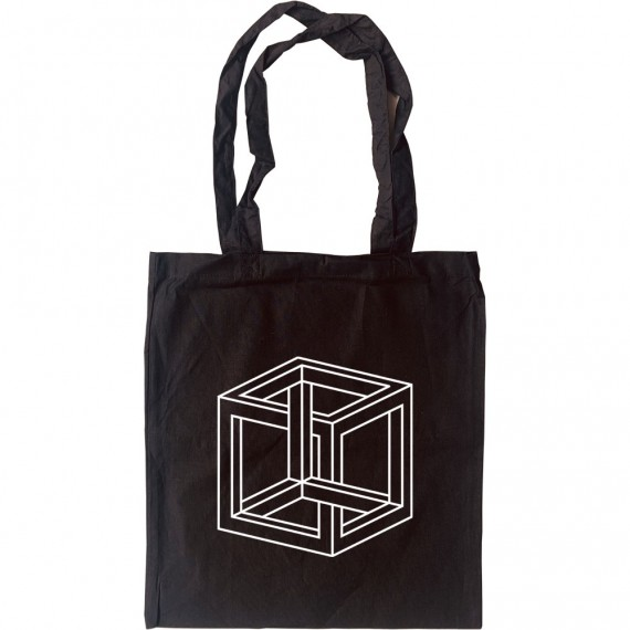 Impossible Cube Tote Bag