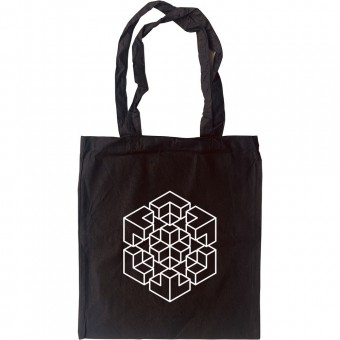 Impossible Cube #2 Tote Bag