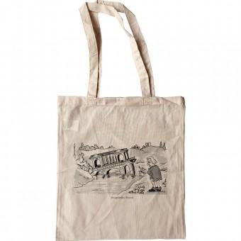 Incapability Brown Tote Bag