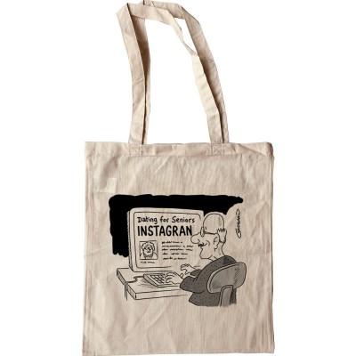 Instagran Tote Bag