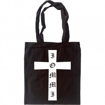 Iommi Cross Tote Bag