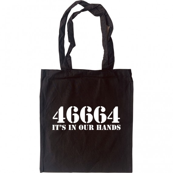It's In Our Hands Tote Bag