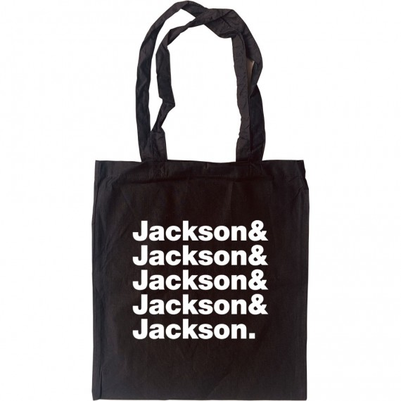 Jackson Five Line-Up Tote Bag