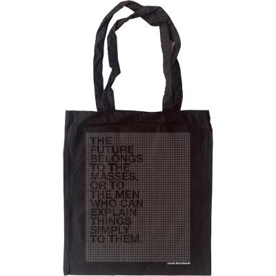 Jacob Burckhardt Tote Bag