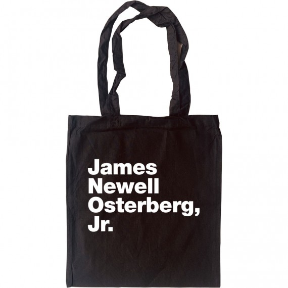 James Newell Osterberg Jr Tote Bag