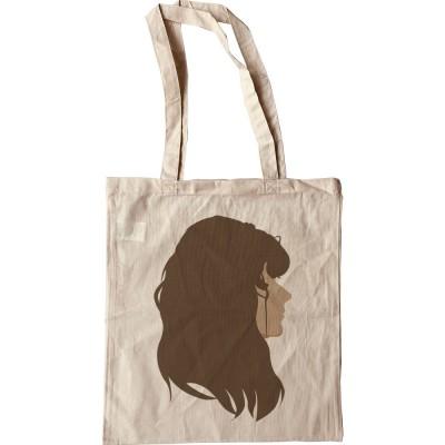 Janis Joplin Portrait Tote Bag