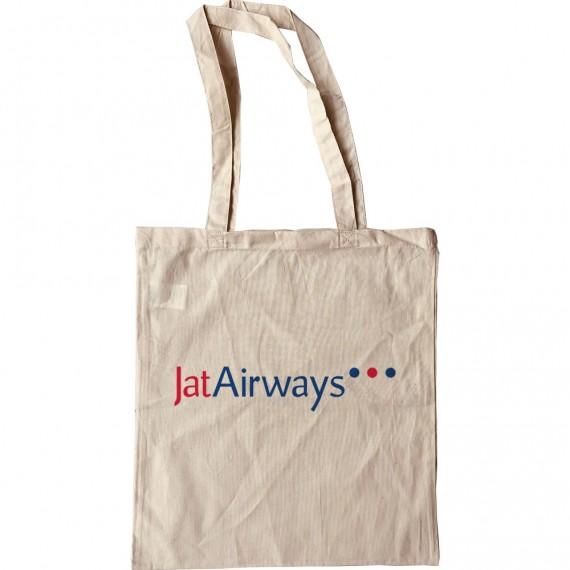Jat Airways Tote Bag
