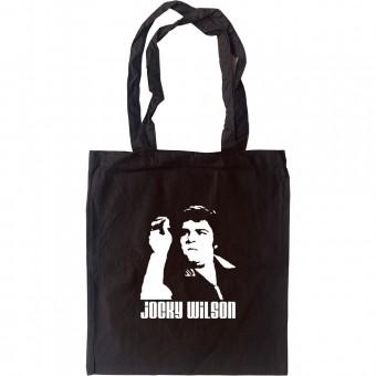 Jocky Wilson Tote Bag