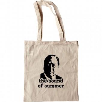 John Arlott: The Sound of Summer Tote Bag