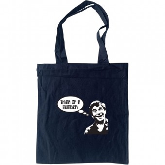 """Johnny Ball """"Think of a Number"""" Tote Bag"""