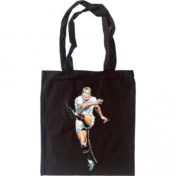 "Jonny Wilkinson ""The Drop Goal"" Tote Bag"