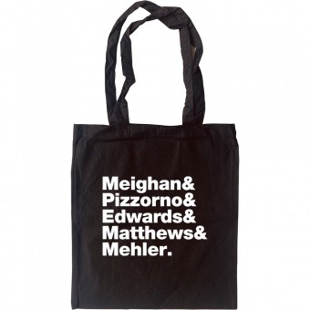 Kasabian Line-Up Tote Bag