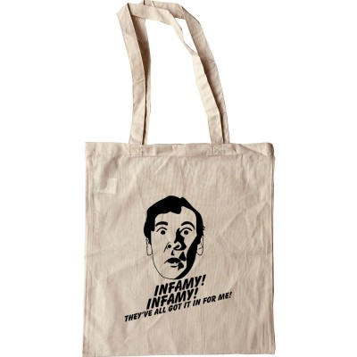 Kenneth Willlams Tote Bag