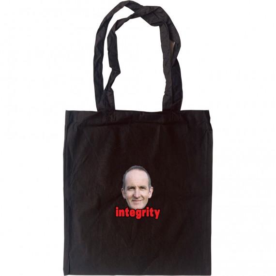 Kevin McCloud: Integrity Tote Bag