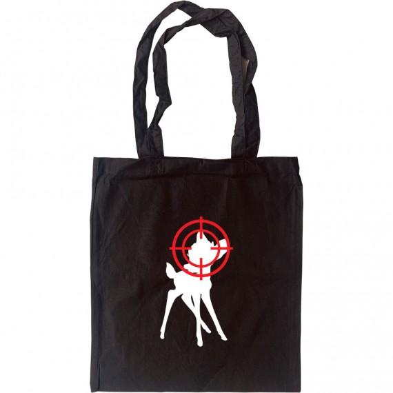 Kill Bambi Tote Bag