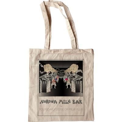 Korova Milk Bar Tote Bag
