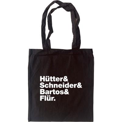 Kraftwerk Line-Up Tote Bag