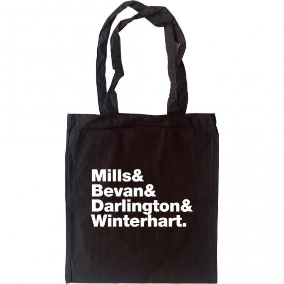 Kula Shaker Line-Up Tote Bag