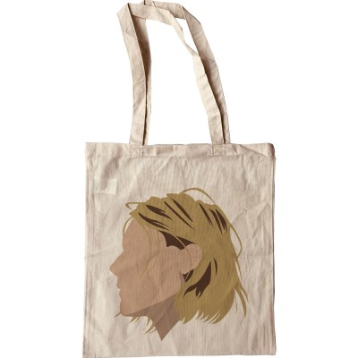 Kurt Cobain Portrait Tote Bag