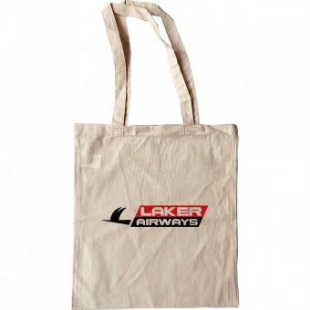 Laker Airways Tote Bag