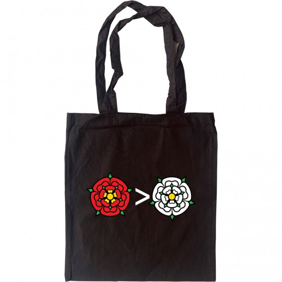 Lancashire Is Greater Than Yorkshire Tote Bag