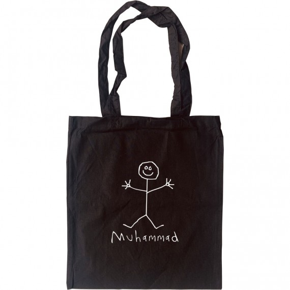 (Not The Prophet) Muhammad Tote Bag