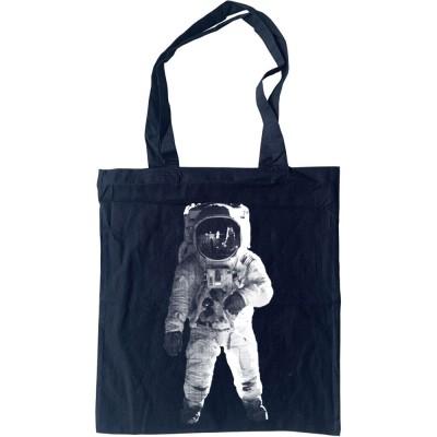 Buzz Aldrin Tote Bag