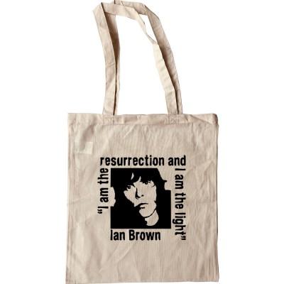 Ian Brown: I Am The Resurrection Tote Bag