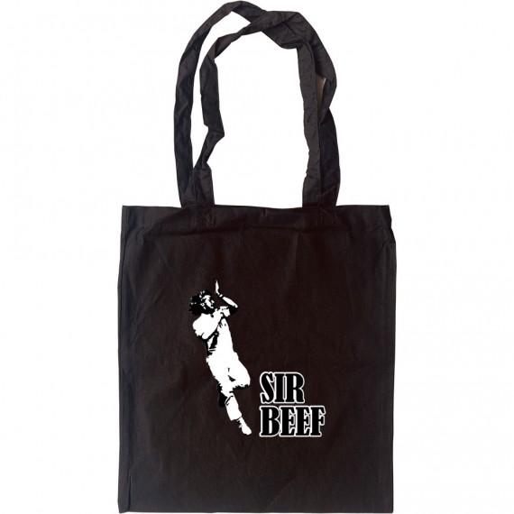 Ian Botham Sir Beef Tote Bag