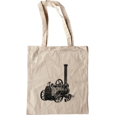 1850s Steam Engine Tote Bag