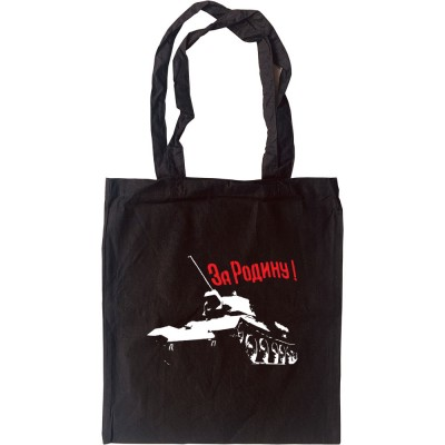 For The Motherland T-34 Tank Tote Bag