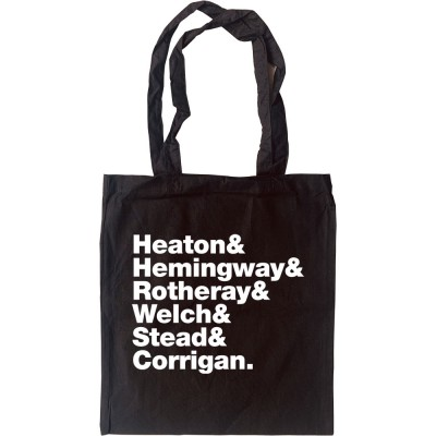 The Beautiful South Line-Up Tote Bag