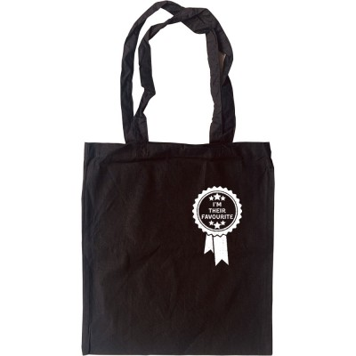 I'm Their Favourite Tote Bag