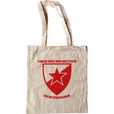 I Had An Uncle Who Once Played.... Tote Bag